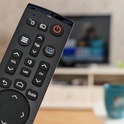 Android TV Remote Thumbnail